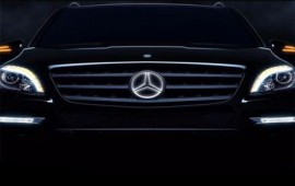 Mercedes Benz Gets Its Glow On, Introduces Illuminated Three Pointed Star Symbols