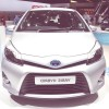 Toyota will introduce its powerful concept Yaris hybrid-R