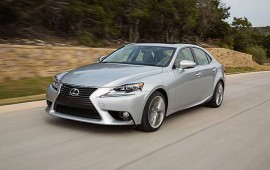 The new Lexus IS costs $ 35.950