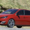 The latest Peugeot 308 GTI