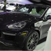 Updated version of the famous Porsche Cayenne Turbo S