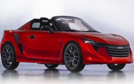 Toyota will launch the concept TE-Spyder hybrid