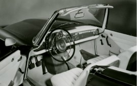 Name That Shifter, No. 214: 1963 Mercedes-Benz 230SL
