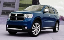 Chrysler Recalls 338,000 Dodge Durangos for Stalling
