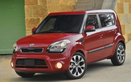 Kia produces its new Soul in special edition Red Zone
