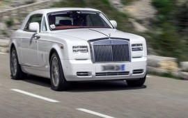 Soon we will be able to buy a new Rolls-Royce Phantom plug-in hybrid