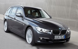 The new BMW 3-series Sports Wagon