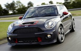 Mini presents its John Cooper Works concept