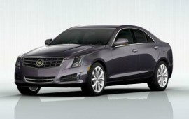 Cadillac offers the ATS-L with a long wheelbase for Chinese customers