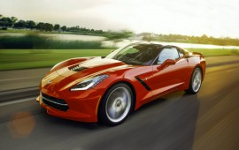 First delivery of the latest Chevrolet Corvette Z06s