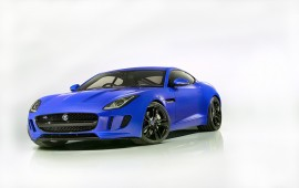 Jaguar introduces its four-cylinder F-type variant