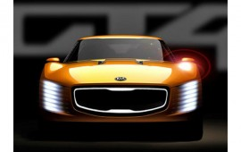 Kia will present its new concept car in Detroit this month