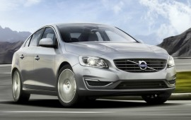 Volvo S60L is introduced in China