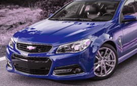 Fresh details of the 2015 Chevrolet SS