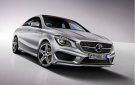 Mercedes has prepared for its new CLA250 a new sports pack Plus