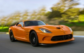 The new Dodge Viper will get more powerful by next year