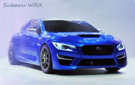 New Subaru WRX will be introduced at the Detroit show this month