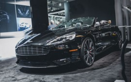 Aston Martin DB9 Carbon Editions Now Available in NY US