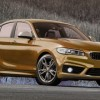 Updating of the BMW 1-series