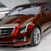The preview of the 2015 Cadillac ATS