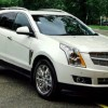Cadillac has redesigned its newest SRX