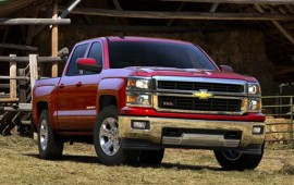 GM Recalls 895,000 Chevrolet