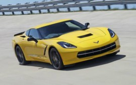 The new 2015 Corvette Stingray Z06 will be introduced in Detroit next year