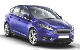 The upgraded Ford Focus ST will be presented at Goodwood this week