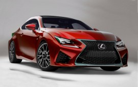 The luxury Japanese automaker has launched its final Lexus IS F