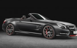 Mercedes Commemorates 1955 With 550SL