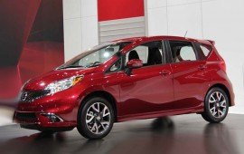 Nissan Versa Note launched in 2015 will be upgraded