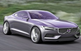 The Volvo S80 will be replaced by S90