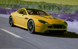 Aston Martin Vantage GT3 is preparing for the Geneva auto show