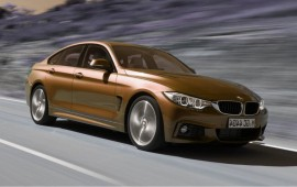 First drive of the latest BMW 428i Gran coupe