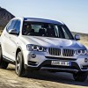 The 2015 BMW X3 gets updates