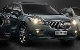 Fresh news of the 2015 Buick Envision