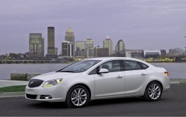 Buick Verano will get technical updates for next year