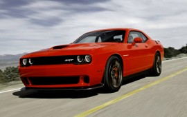 The latest Dodge Challenger SRT Hellcat