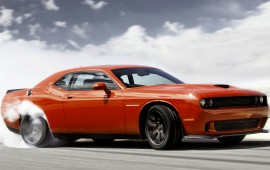 First deliveries of the latest Dodge Challenger SRT Hellcat