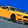 The 2015 Ford Mustang will get less than 100 pounds of weight