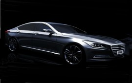 The latest Hyundai Genesis will not get a four-cylinder turbo engine
