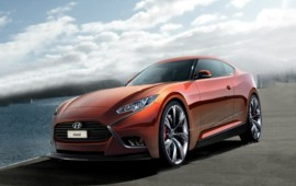 Next generation of Genesis Coupe