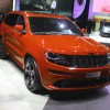 2015 Jeep Grand Cherokee SRT Red Vapor edition is introduced in Paris