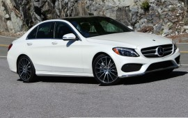 Mercedes C-class gets some new updates