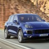 The new Porsche Cayenne is available with new different powertrains