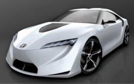 Probably, Toyota will present its new Supra concept in Detroit