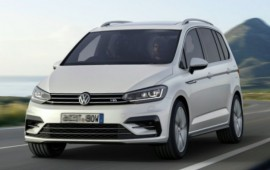 New Volkswagen Touran - for Europe and for America