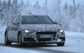New Audi A4 will get the e-Quattro all-wheel-drive
