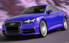 Audi is working on the RS5 special edition for the U.S. auto market