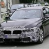 The first spy shots of the new BMW 3-series of 2016 model year